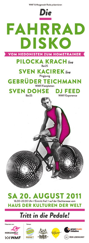 """Featured image for """"The Return of Fahrrad Disko"""""""