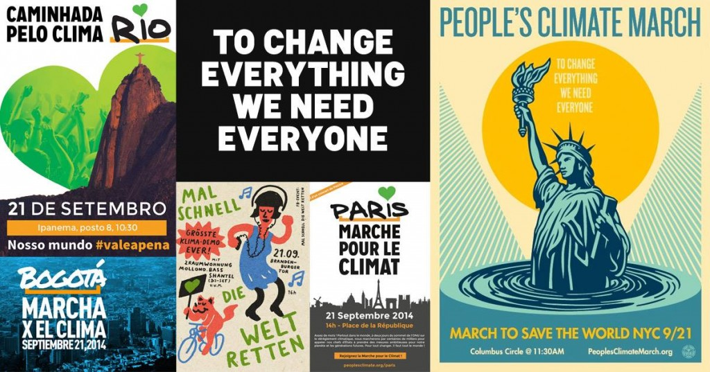 """Featured image for """"People's Climate March"""""""