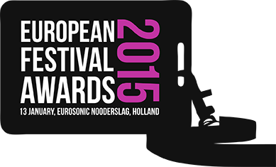 """Featured image for """"European Festival Awards 2015"""""""