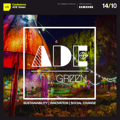 """Featured image for """"Next Stop: Social Change. Amsterdam Dance Event 2015"""""""