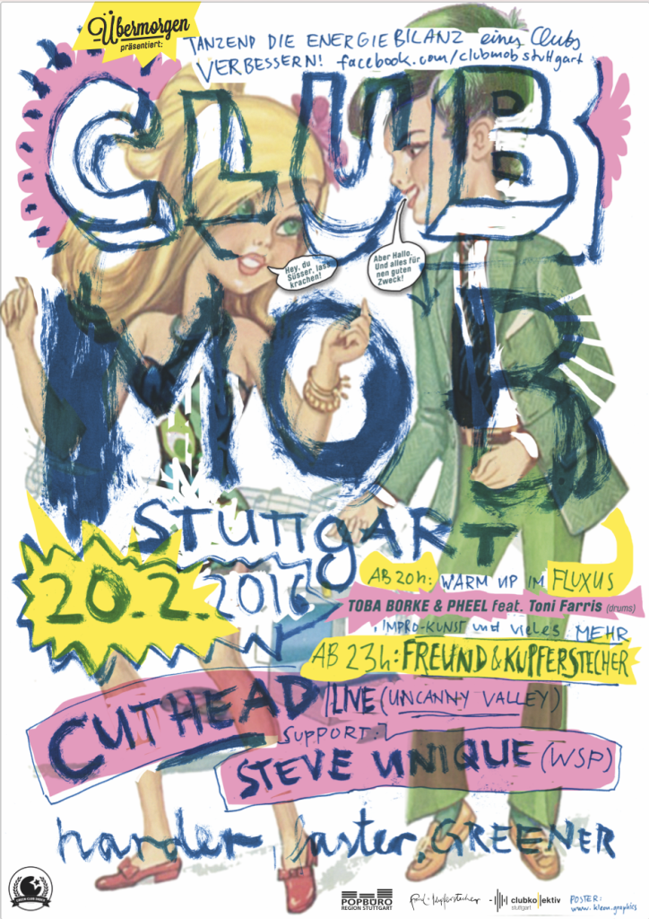 """Featured image for """"1. ClubMob Stuttgart"""""""