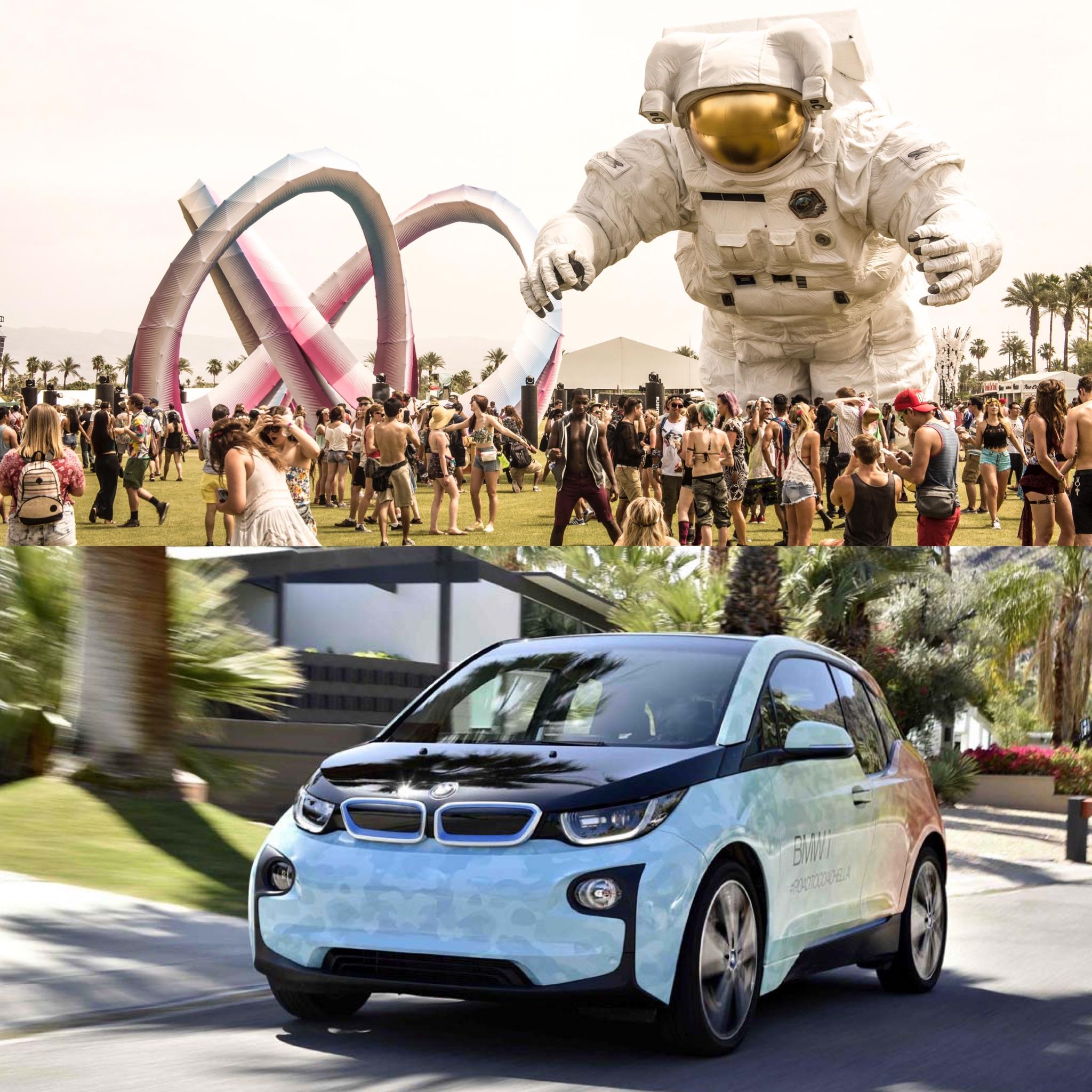 """Featured image for """"Klimaneutrale Anreise? Elektroautos bei Festivals"""""""