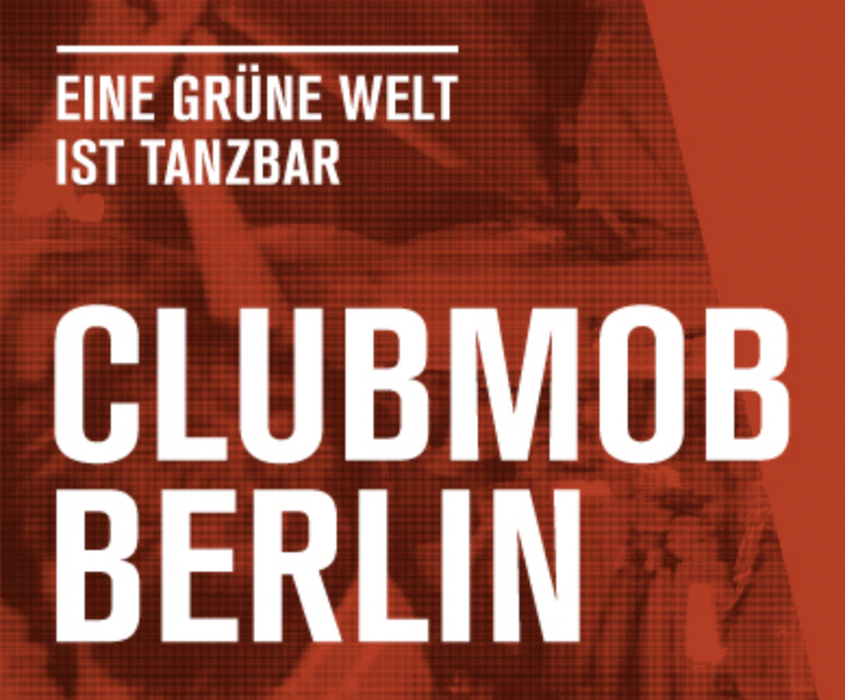 """Featured image for """"CLUBMOB Berlin"""""""
