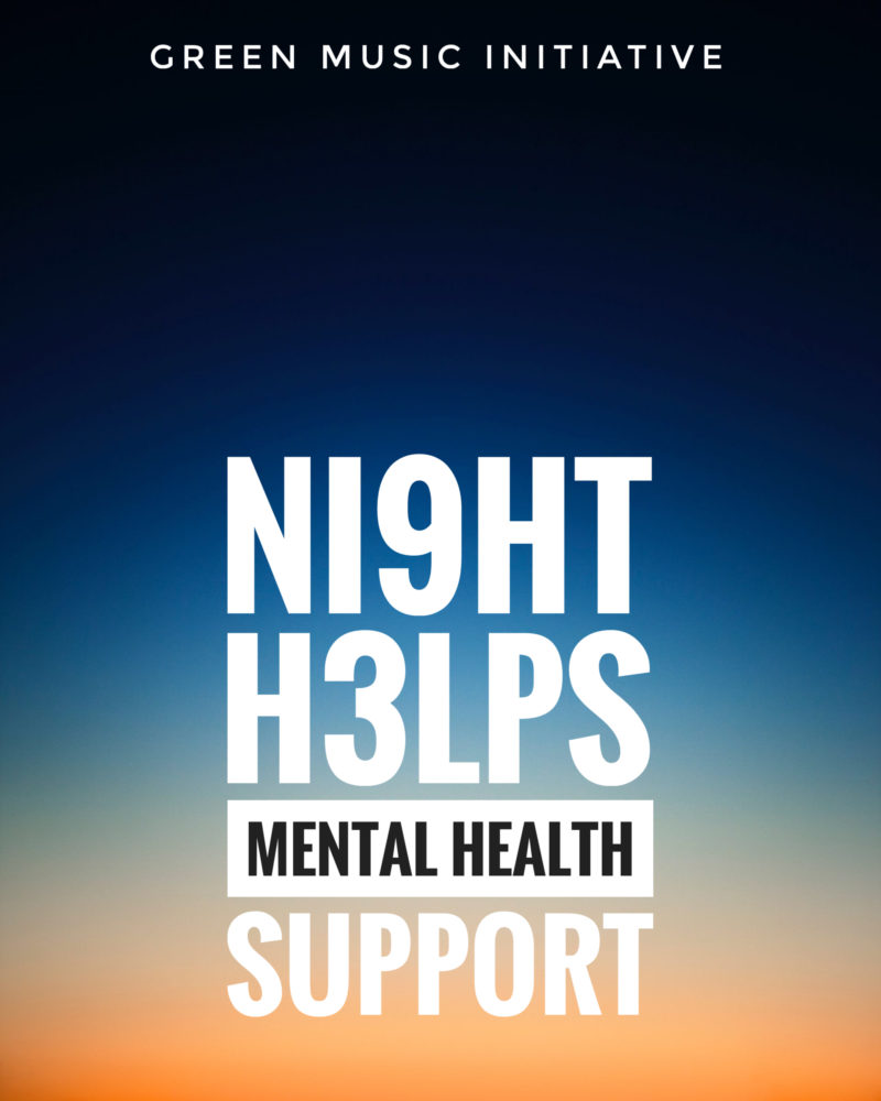 """Featured image for """"Ni9ht H3lps – Mental Health Support"""""""